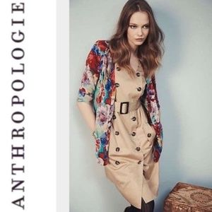 Anthropologie Moulinette Seours Dress